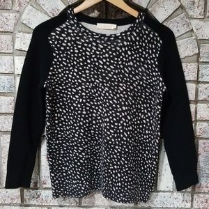 Tory Burch 100% merino wool sweater size small